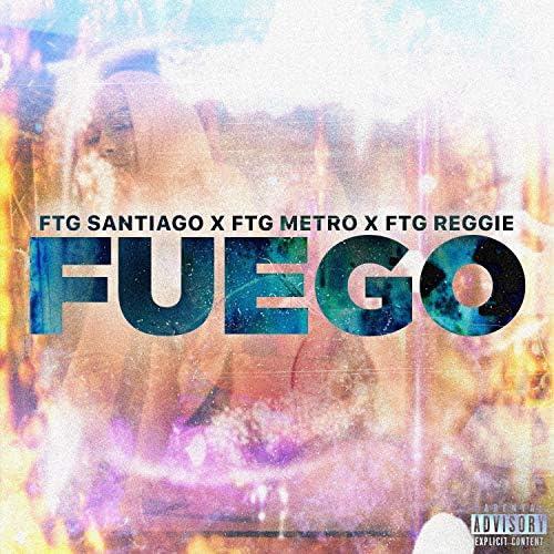 Santii feat. FTG Reggie & FTG Metro