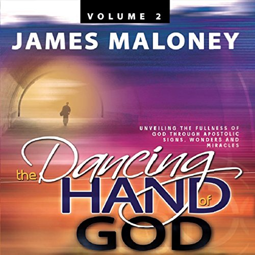 The Dancing Hand of God, Volume 2 audiobook cover art