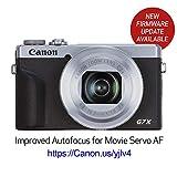 Canon PowerShot Digital Camera [G7 X Mark III] with Wi-Fi &...