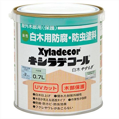 キシラデコール 白木やすらぎ 0.7L
