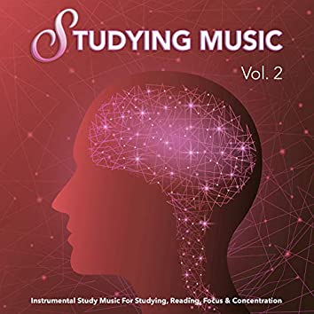 Studying Music: Instrumental Study Music For Studying, Reading, Focus & Concentration, Vol. 2