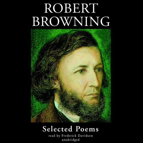 Robert Browning  By  cover art