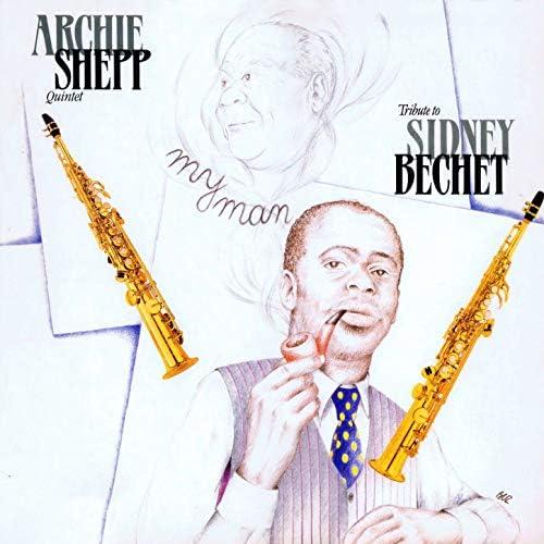 Archie Shepp Quintet feat. Santi DeBriano, John Betsch, Charles Eubanks & Charles McGhee