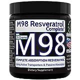 M98 Resveratrol Complete by RevGenetics 25 Grams Powder