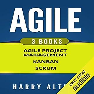 Agile: The Bible: 3 Manuscripts audiobook cover art