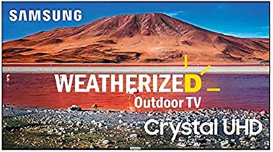 Weatherized TVs Elite Samsung Full Protection 50 Inch 4K LED HDR Outdoor Smart UHDTV - 50WTS