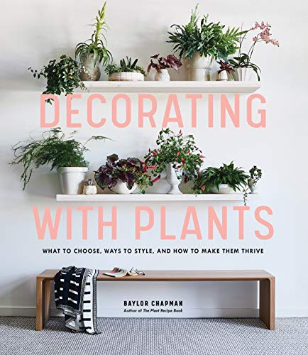 Compare Textbook Prices for Decorating with Plants: What to Choose, Ways to Style, and How to Make Them Thrive  ISBN 9781579657765 by Chapman, Baylor
