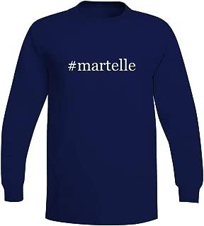 The Town Butler #Martelle - A Soft & Comfortable Hashtag Men's Long Sleeve T-Shirt