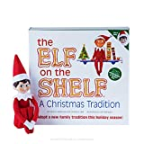 Elf on the Shelf: A Christmas Tradition | Light Skinned Blue Eyed Boy Scout Elf Doll | Includes...