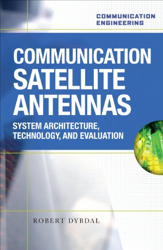Communication Satellite Antennas: System Architecture, Technology, and Evaluation (English Edition)