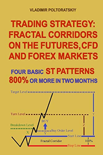 Trading Strategy: Fractal Corridors on the Futures, CFD and Forex Markets, Four Basic ST Patterns, 800{fd8c18cce44f793ccd5df27a69e1fb9c7592be0ca4b20beaada1488490ef92d5} or More in Two Month (Forex Trading ... CFD, Bitcoin, Stocks, Commodities, Band 3)