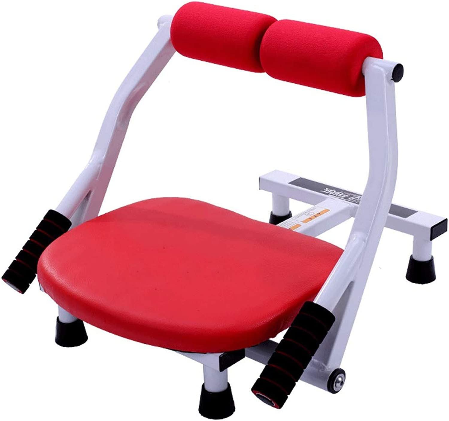 YUNHAO American Waist Multi-Function Beauty Waist Free Inssizetion Home Fitness Equipment Red bluee Keep fit and Practical