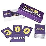 Zenagame Le Traquenard - 300 Cartes Variées et Fun - Jeu Soirées - Jeu pour tes Soirées - Jeu Soirées, Jeu de Cartes, Jeu de Societe