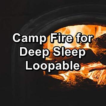 Camp Fire for Deep Sleep Loopable