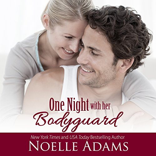 One Night with Her Bodyguard cover art