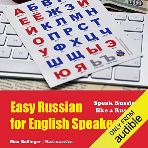 Speak Russian Like a Russian audiobook cover art