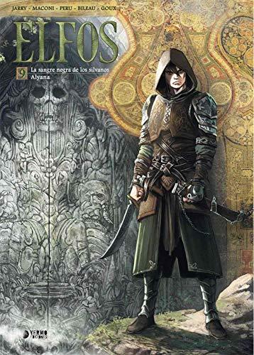 Elfos 9. La sangre negra de los Silvanos Alyana
