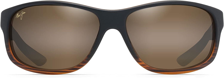 Maui Jim Kaiwi Channel W/Patented Polarizedplus2 Lenses Sport Sunglasses