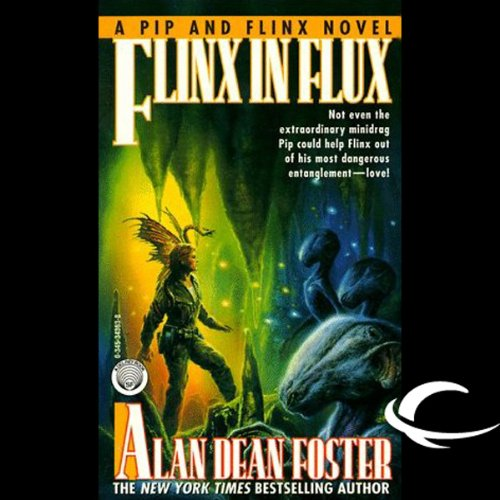 Flinx in Flux cover art