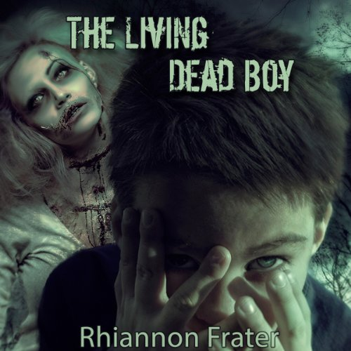 The Living Dead Boy and the Zombie Hunters audiobook cover art