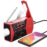 Best Emergency Crank Radios - Solar Crank NOAA Weather Radio for Emergency Review