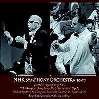 N響85周年記念シリーズ:ボロディン、チャイコフスキー/ローゼンストック、ロイブナー (NHK Symphony Orchestra, Tokyo) [2CD]