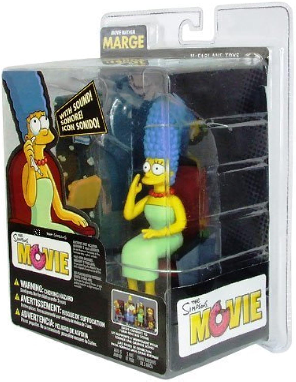 Official McFarlane The Simpsons Movie Marge Movie Mayhem Figure