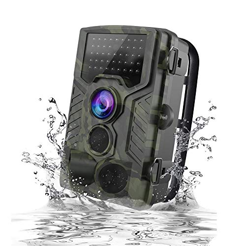 Metermall Accessoires 1080P HD Wildlife Trail Hunting Camera met Motion Activated Night Vision 120¡ã Wide Angle Lens IP65 Waterdichte Wildlife Scouting Camera elektronische