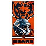 Wincraft NFL Chicago Bears 3D Strandtuch 150x75cm -