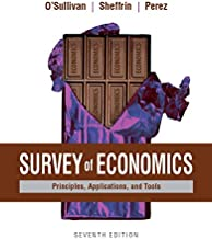 Survey of Economics: Principles, Applications, and Tools Plus Mylab Economics with Pearson Etext (1-Semester Access) -- Access Card Package