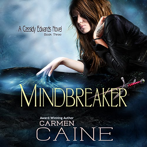 Mindbreaker audiobook cover art