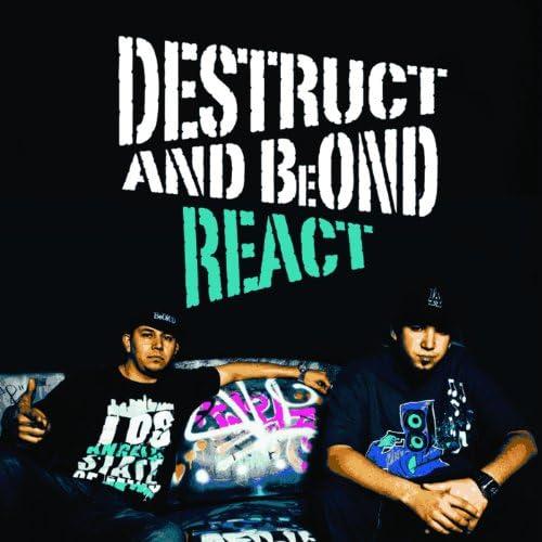 BeOND, Destruct & Broken Finguz