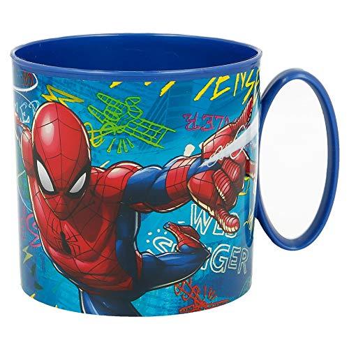 Stor Tasse résistante aux Micro-Ondes 265 ML | Spiderman Graffiti