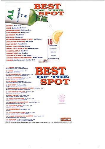 Best of the spot (1994 prima edizione - timbro siae)