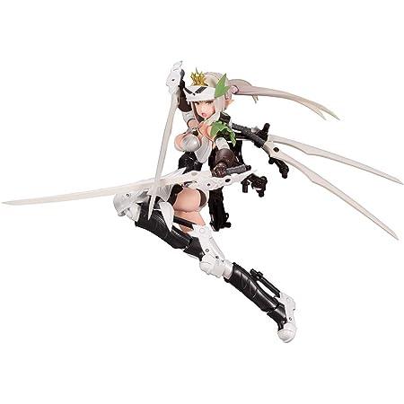 武装神姫 猟兵型エーデルワイス 全高135mm 1/1スケール プラモデル