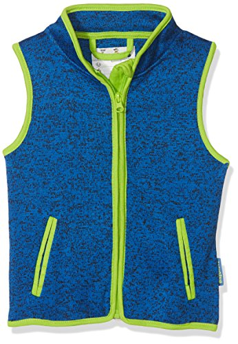 Playshoes baby-jongens gebreid fleece vest