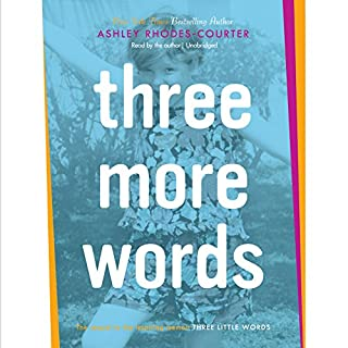 Three More Words cover art