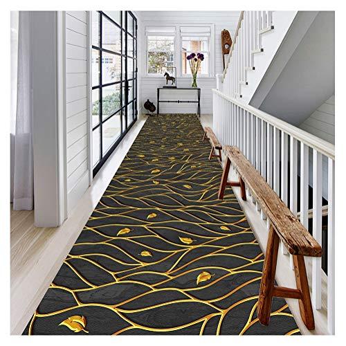 Lange deurmat, voor keuken, hal, smal lang, verschillende maten, personaliseerbaar, een hotel, op maat te snijden, loper 1116 0.7X6M Een