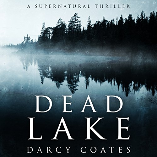 Dead Lake audiobook cover art