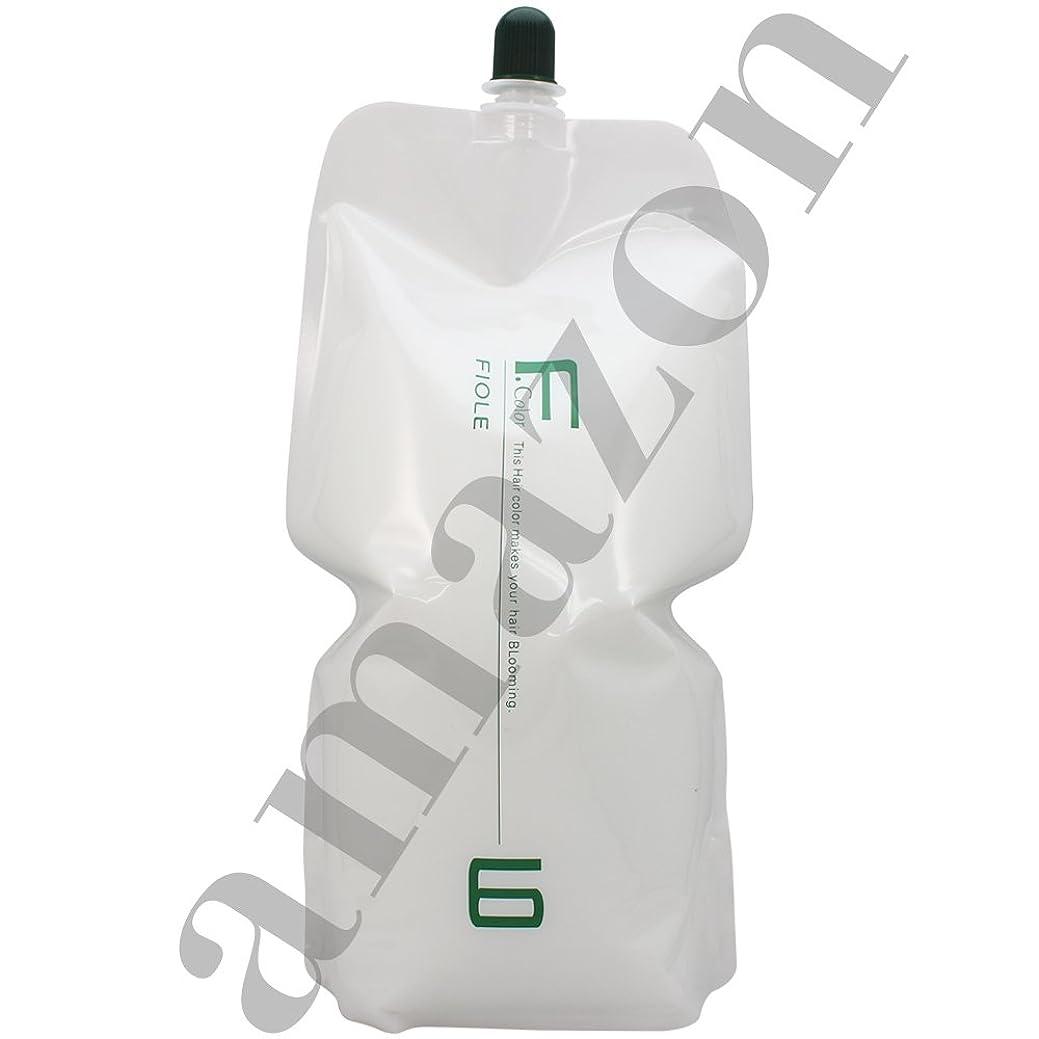 気分舗装するオープナーフィヨーレ BLカラー OX 2000ml 染毛補助剤 第2剤 パウチ (OX6%)