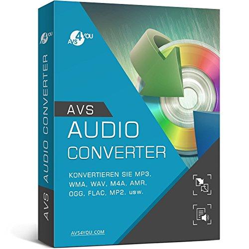 AVS Audio Converter (Product keycard ohne Datenträger)