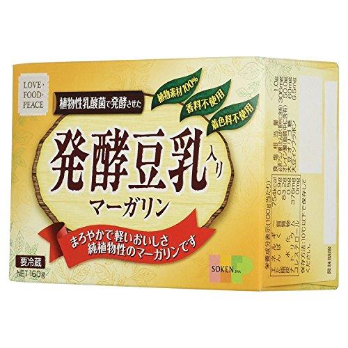 創健社『発酵豆乳入りマーガリン』