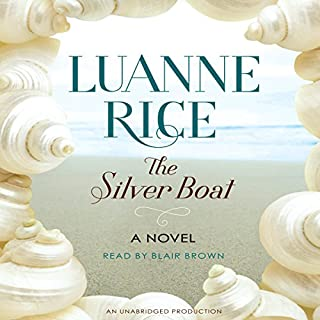 The Silver Boat audiobook cover art