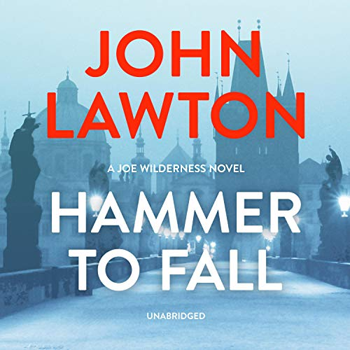 Hammer to Fall audiobook cover art