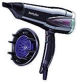 BaByliss Expert - Secador de pelo con difusor, 2300 W, función turbo, aire...