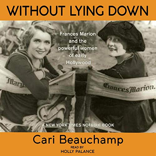 Couverture de Without Lying Down