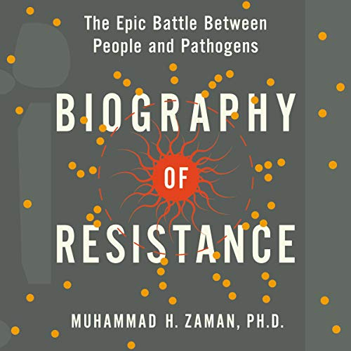 Biography of Resistance Audiobook By Muhammad H. Zaman cover art