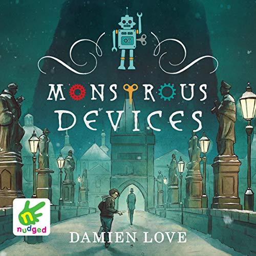 Monstrous Devices cover art