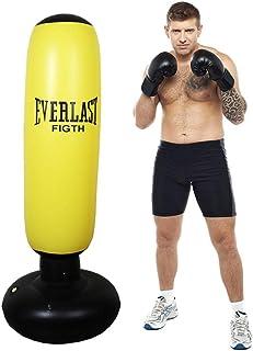 rosemaryrose Saco De Boxeo para Mujer, Inflable, Saco De