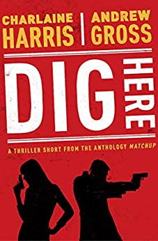 Dig Here (The MatchUp Collection) by [Charlaine Harris, Andrew Gross]